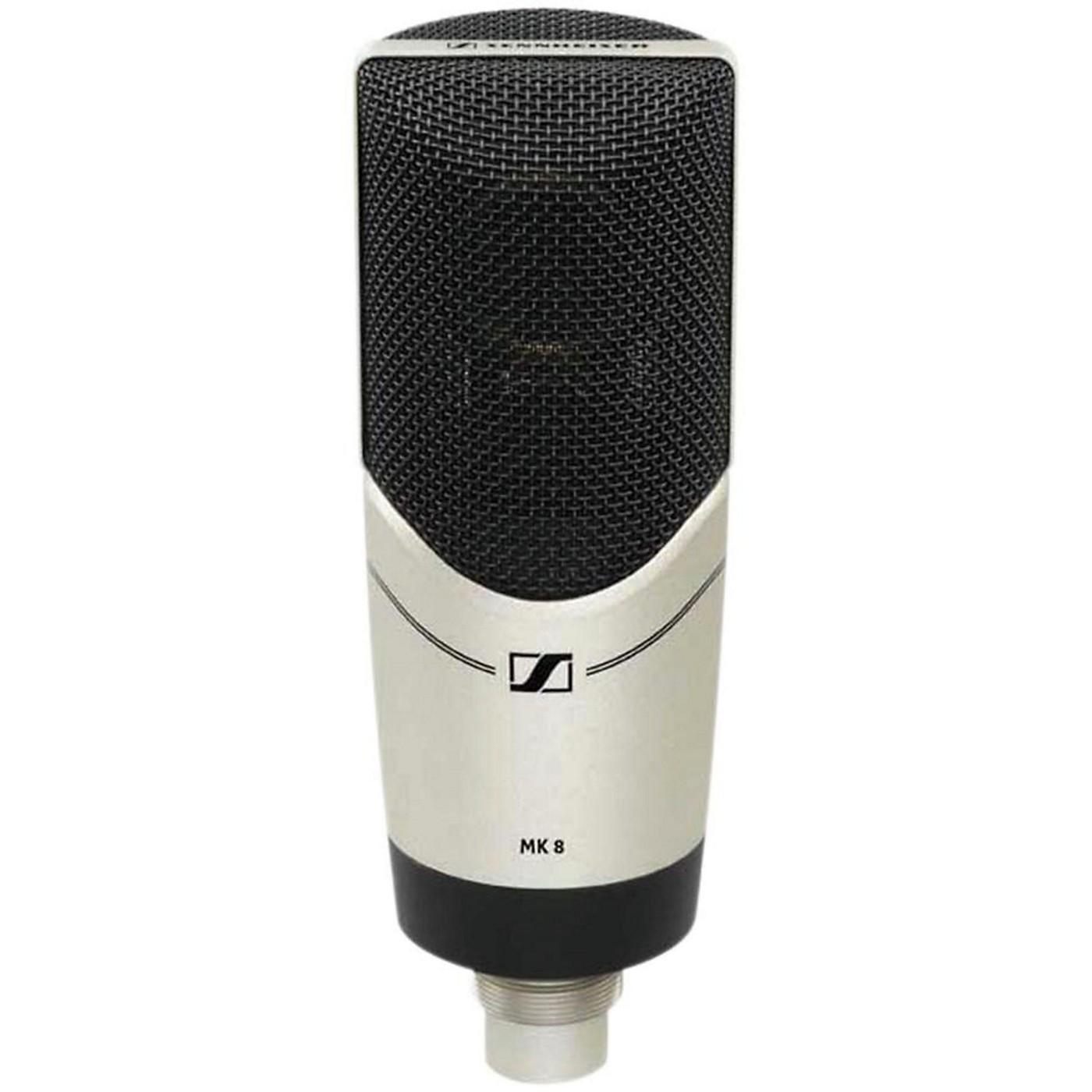 Sennheiser MK 8 Multi-Pattern Large Diaphragm Condenser Microphone thumbnail