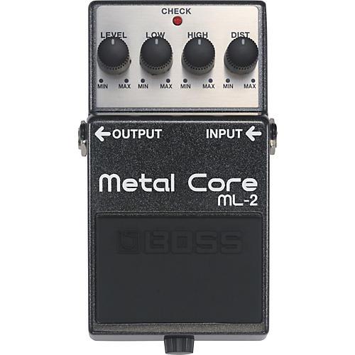 Boss ML-2 Metal Core Distortion Pedal thumbnail