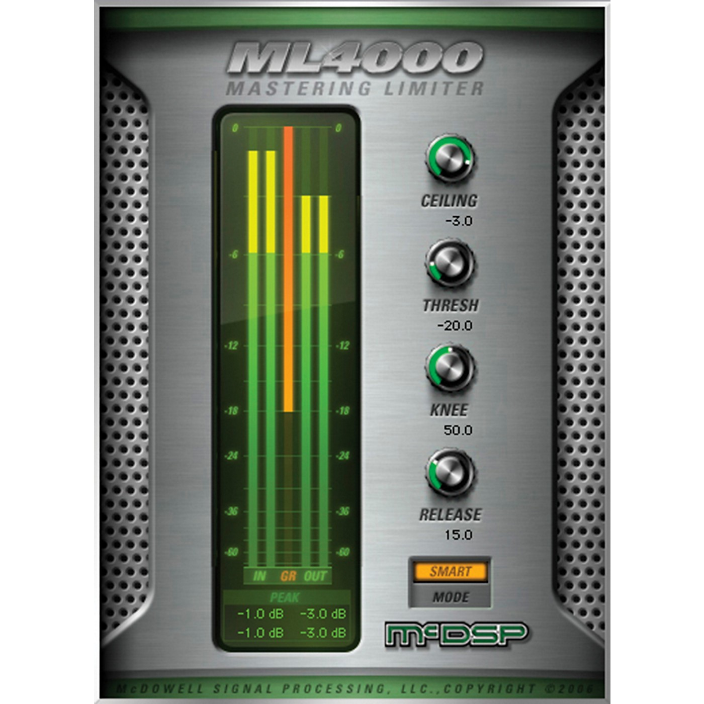 McDSP ML4000 Native v6 Software Download thumbnail