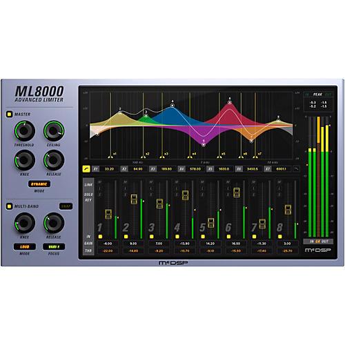 McDSP ML8000 HD v6 thumbnail