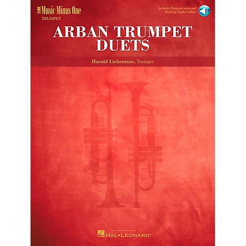 Hal Leonard MMOCD3809 Arbans Trumpet Duets thumbnail