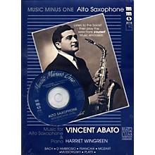 Hal Leonard MMOCD4114 Alto Sax Solos