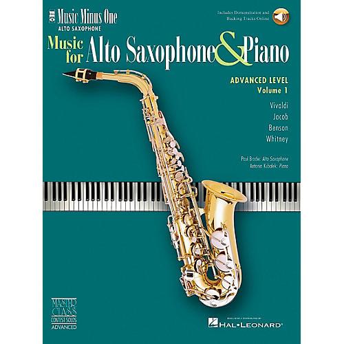 Hal Leonard MMOCD4115 Alto Sax Solos thumbnail