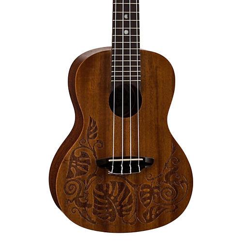 Luna Guitars MO Mahogany Concert Ukulele thumbnail
