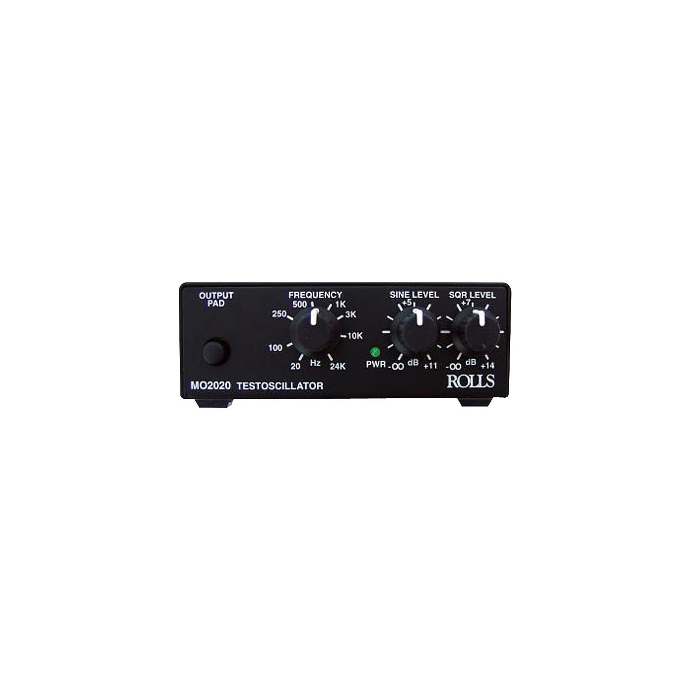 Rolls MO2020 Test Tone Oscillator thumbnail