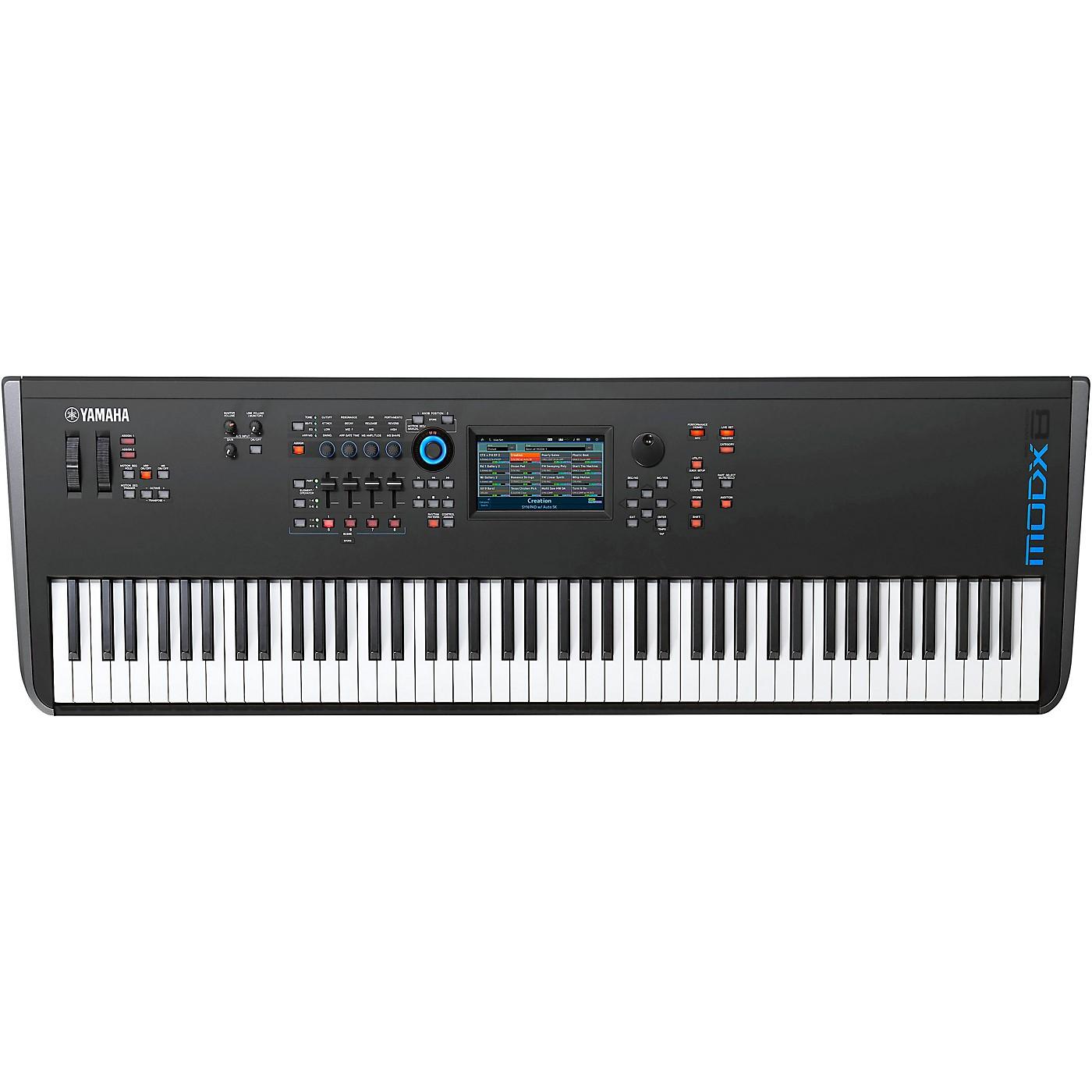 Yamaha MODX8 88-Key Synthesizer thumbnail