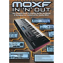 Keyfax MOXF In 'N' Out DVD Series DVD Performed by Dave Polich