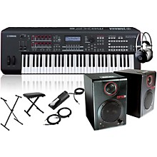 Yamaha MOXF6 Synthesizer Package