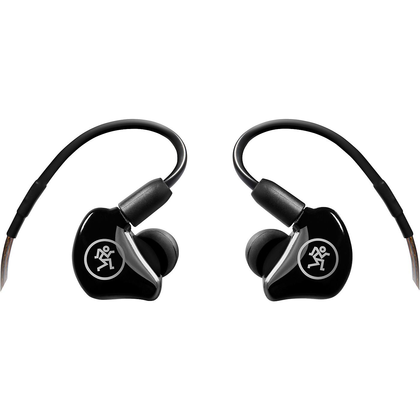 Mackie MP-120 Single Dynamic Driver Professional In-Ear Monitors thumbnail