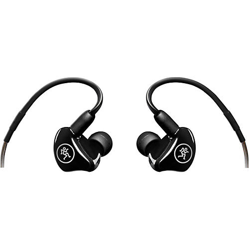 Mackie MP-220 Dual Dynamic Driver Professional In-Ear Monitors thumbnail