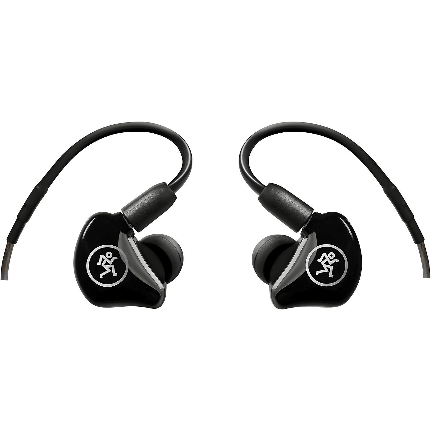 Mackie MP-240 Dual Hybrid Driver Professional In-Ear Monitors thumbnail