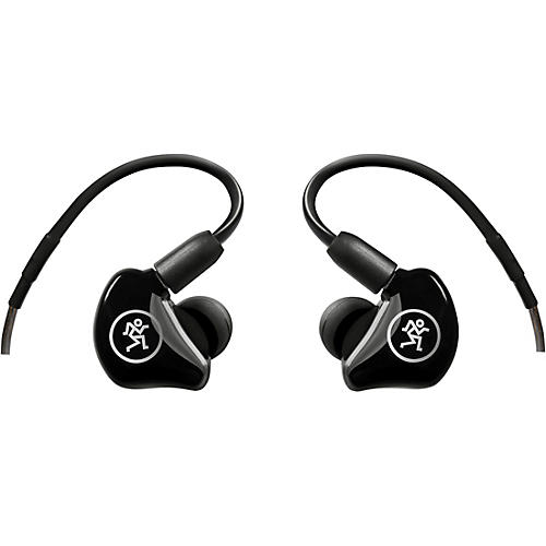 Mackie MP-240 Dual Hybrid Driver Professional In-Ear Monitors thumbnail