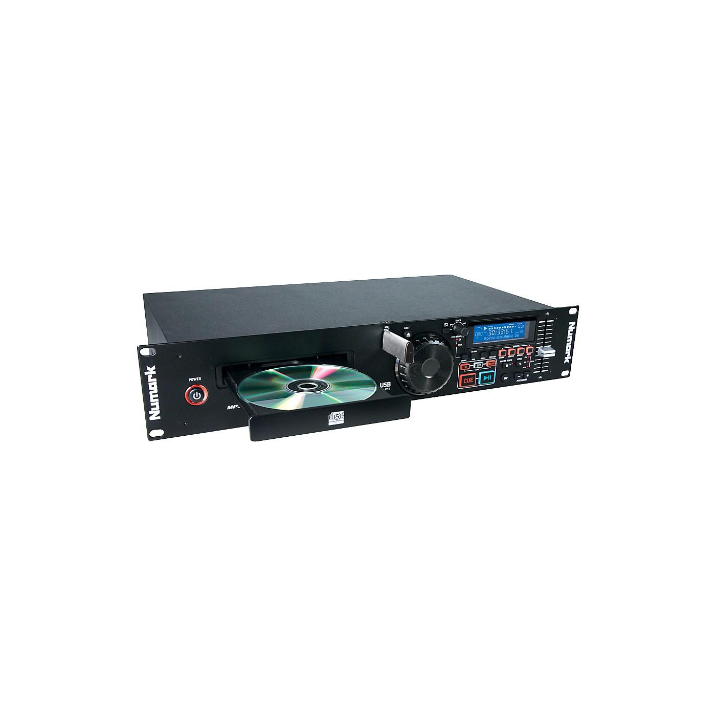 Numark MP103USB USB MP3/CD Player thumbnail