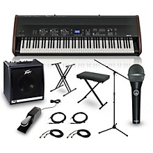 Kawai MP11 88 Key Complete Stage Piano Package