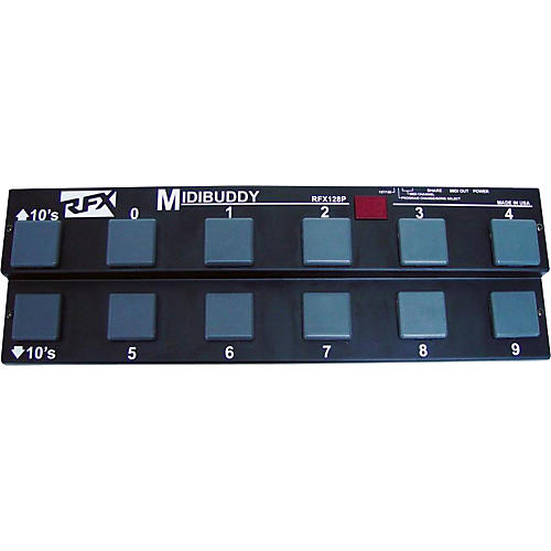 Rolls MP128 MIDI Buddy Pedal-thumbnail