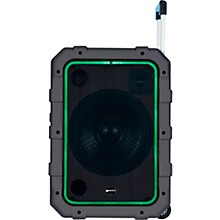 """Gemini MPA-2400 10"""" Wireless Active Portable Bluetooth Speaker with Trolley"""