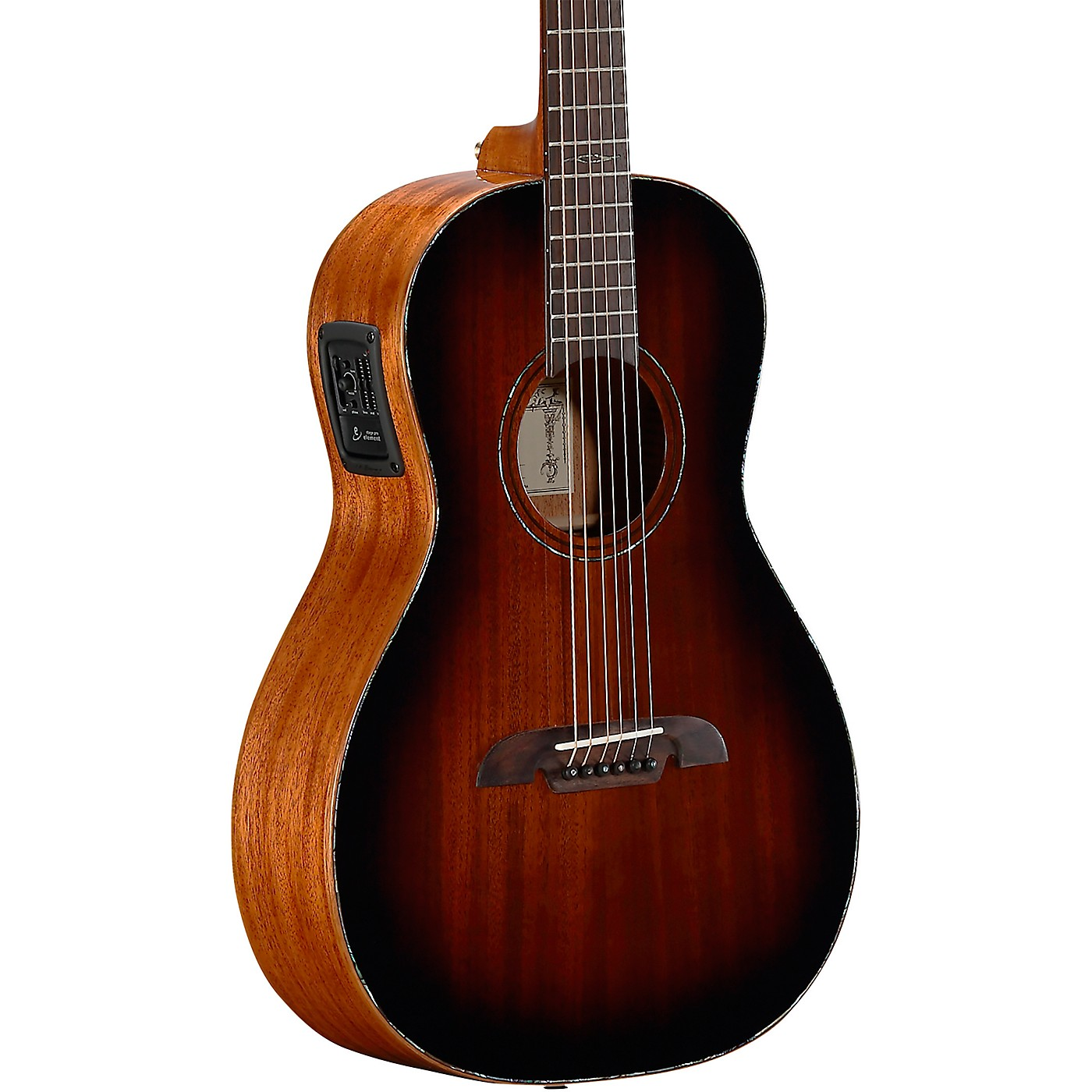 Alvarez MPA66ESHB Parlor Acoustic-Electric Guitar thumbnail