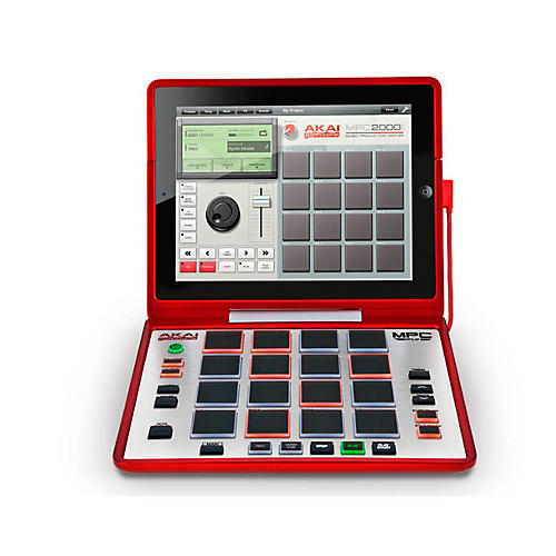 Akai Professional MPC Fly Music Production Controller for iPad thumbnail