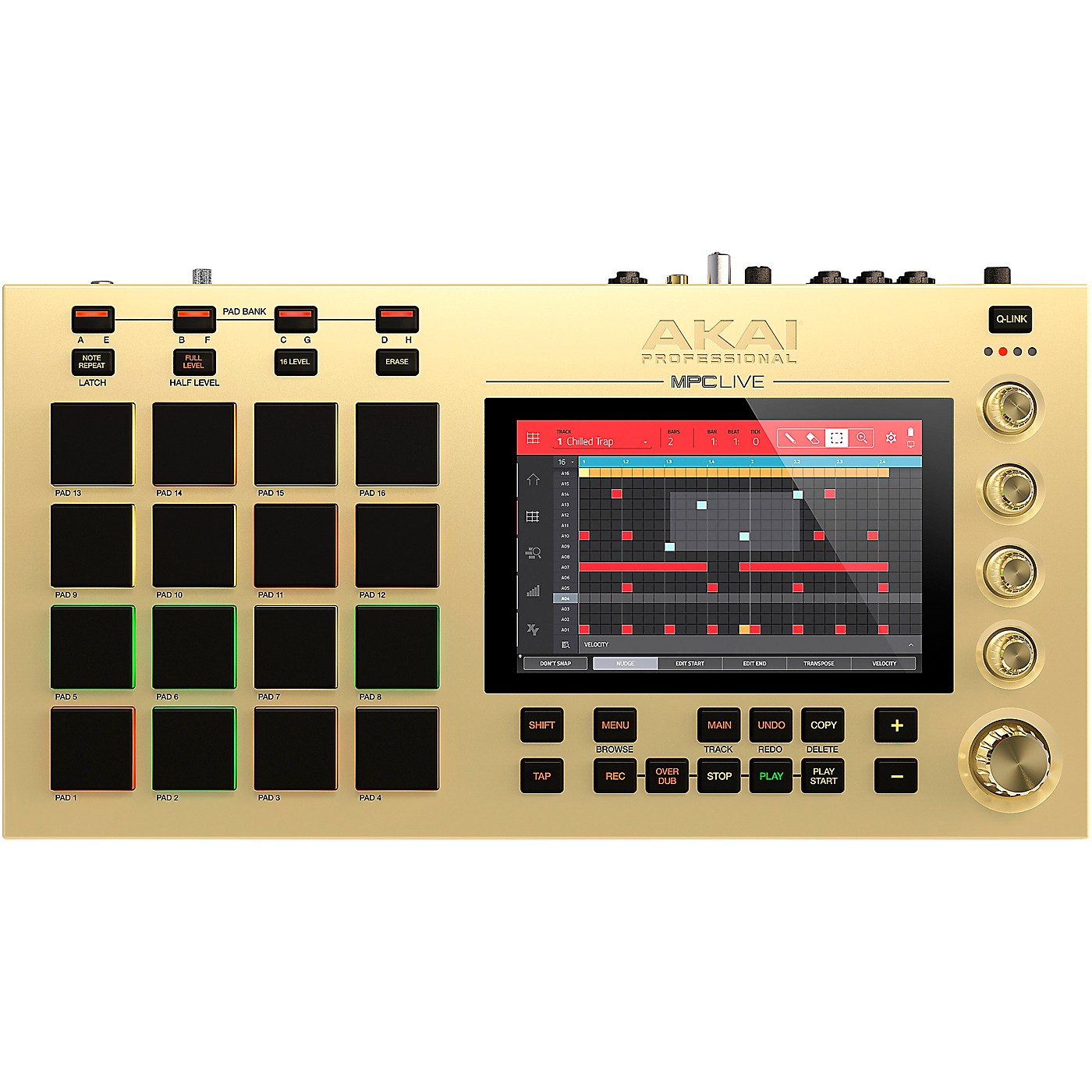Akai Professional MPC Live Gold Controller thumbnail