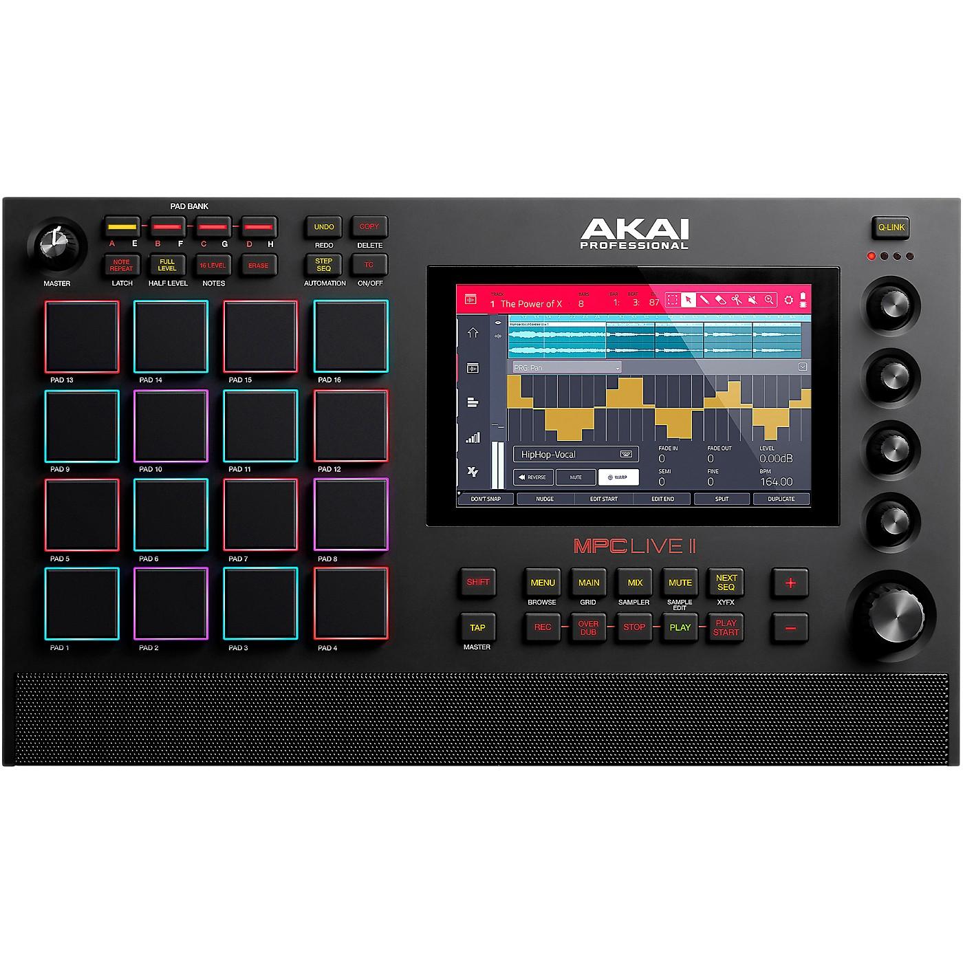 Akai Professional MPC Live II Controller thumbnail