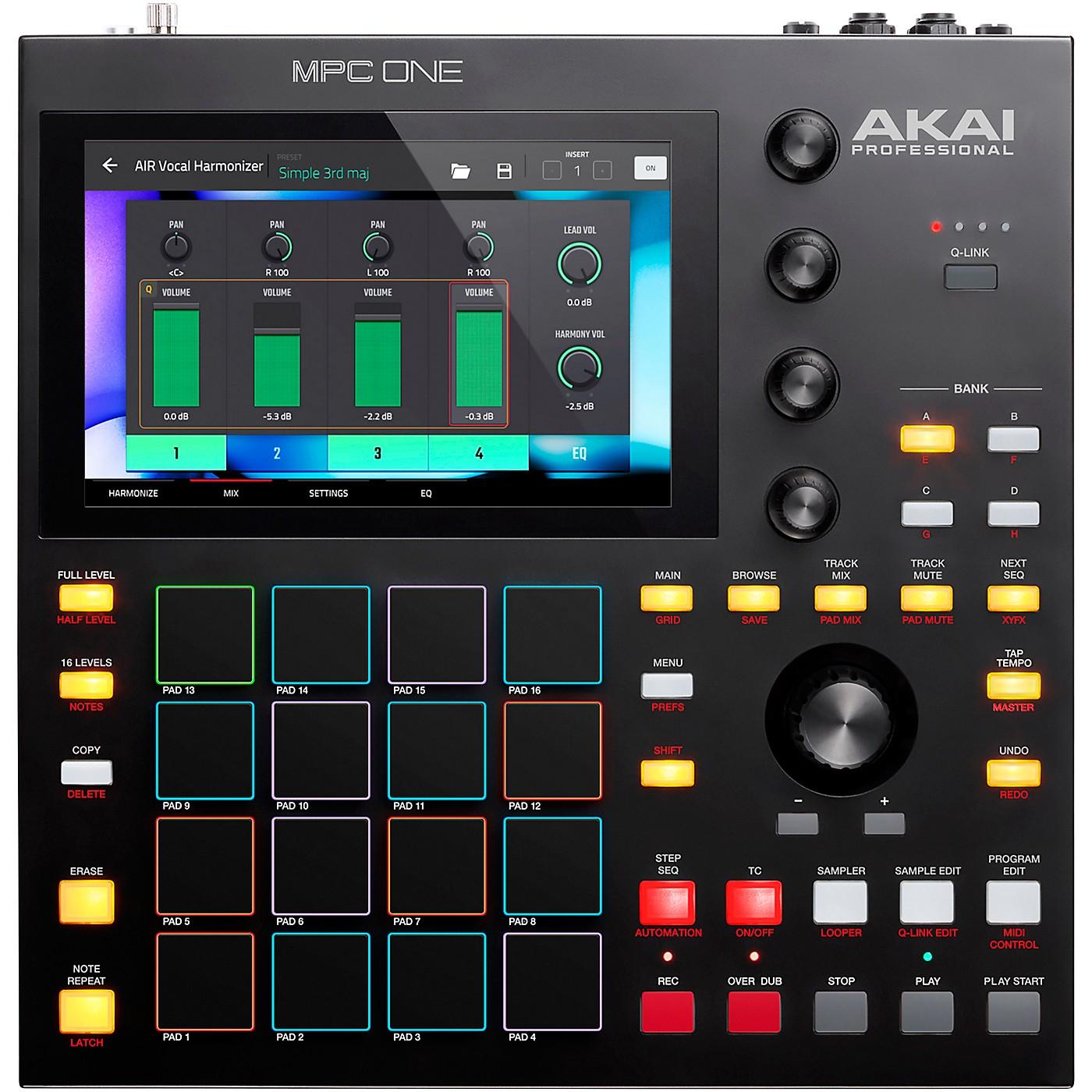 Akai Professional MPC One Standalone Music Production Center thumbnail