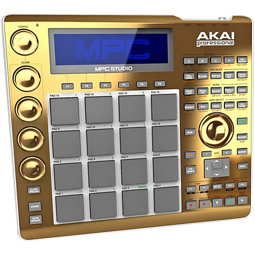Akai Professional MPC Studio Gold thumbnail