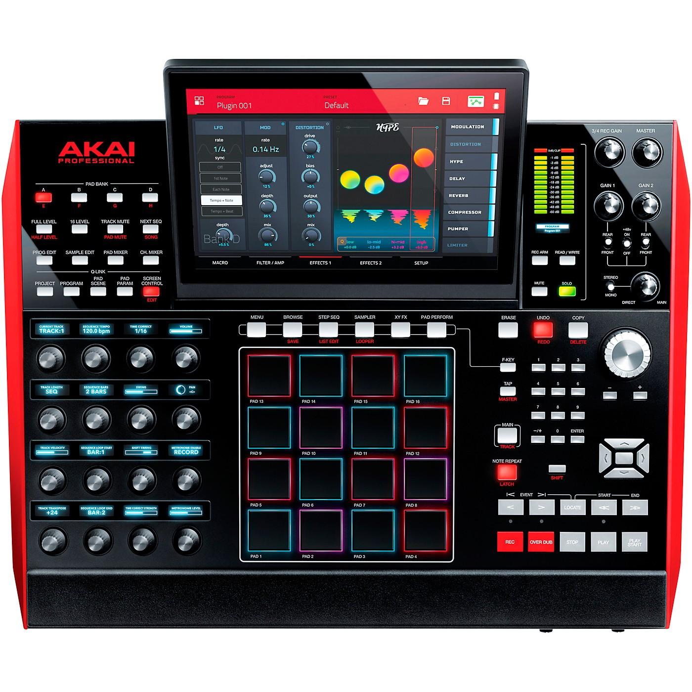 Akai Professional MPC X Controller thumbnail