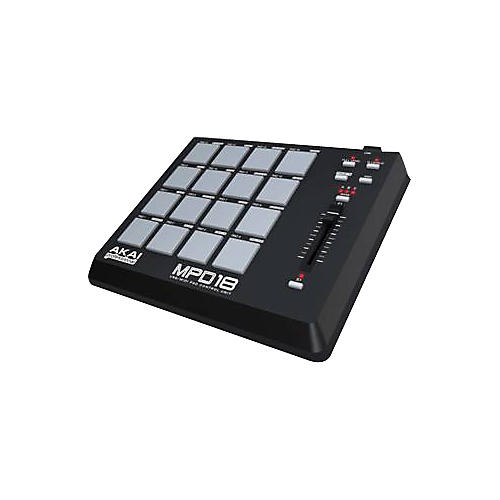 Akai Professional MPD18 USB MIDI Pad Controller-thumbnail