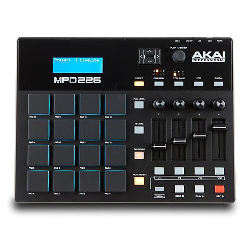 Akai Professional MPD226 Pad Controller thumbnail