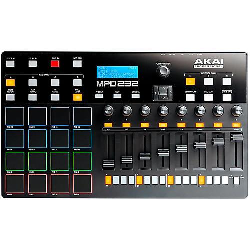 Akai Professional MPD232 Pad Controller thumbnail