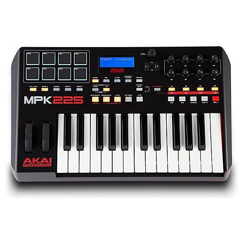 Akai Professional MPK225 25-Key Controller thumbnail