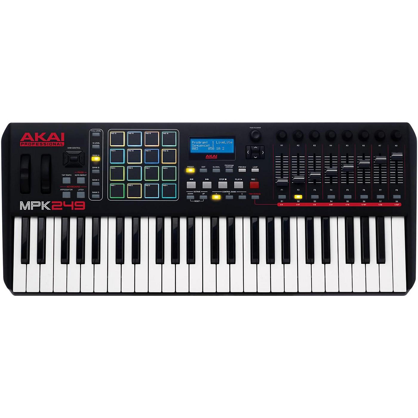 Akai Professional MPK249 49-Key Controller thumbnail
