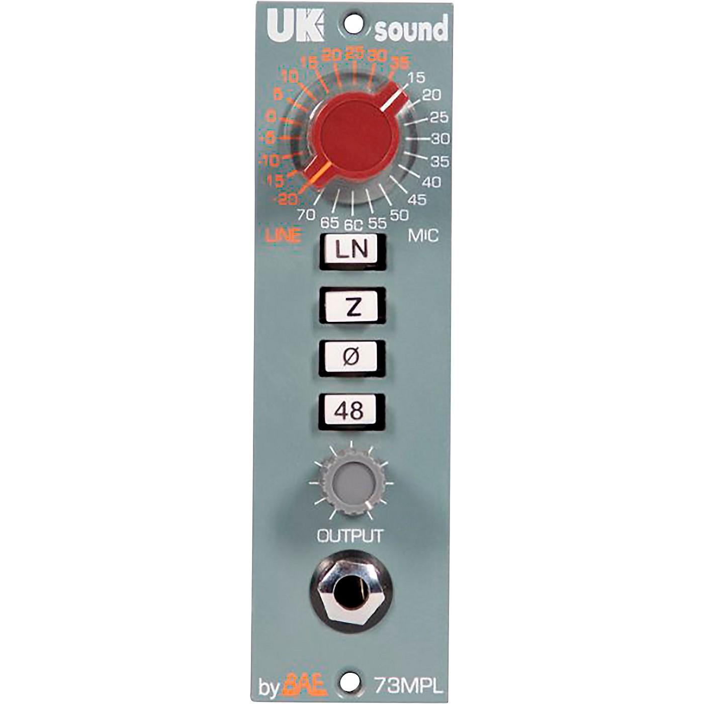UK Sound MPL 500 Series Mic Pre thumbnail