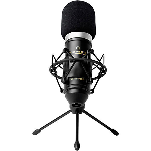 Marantz MPM-1000 Studio Condenser Microphone thumbnail