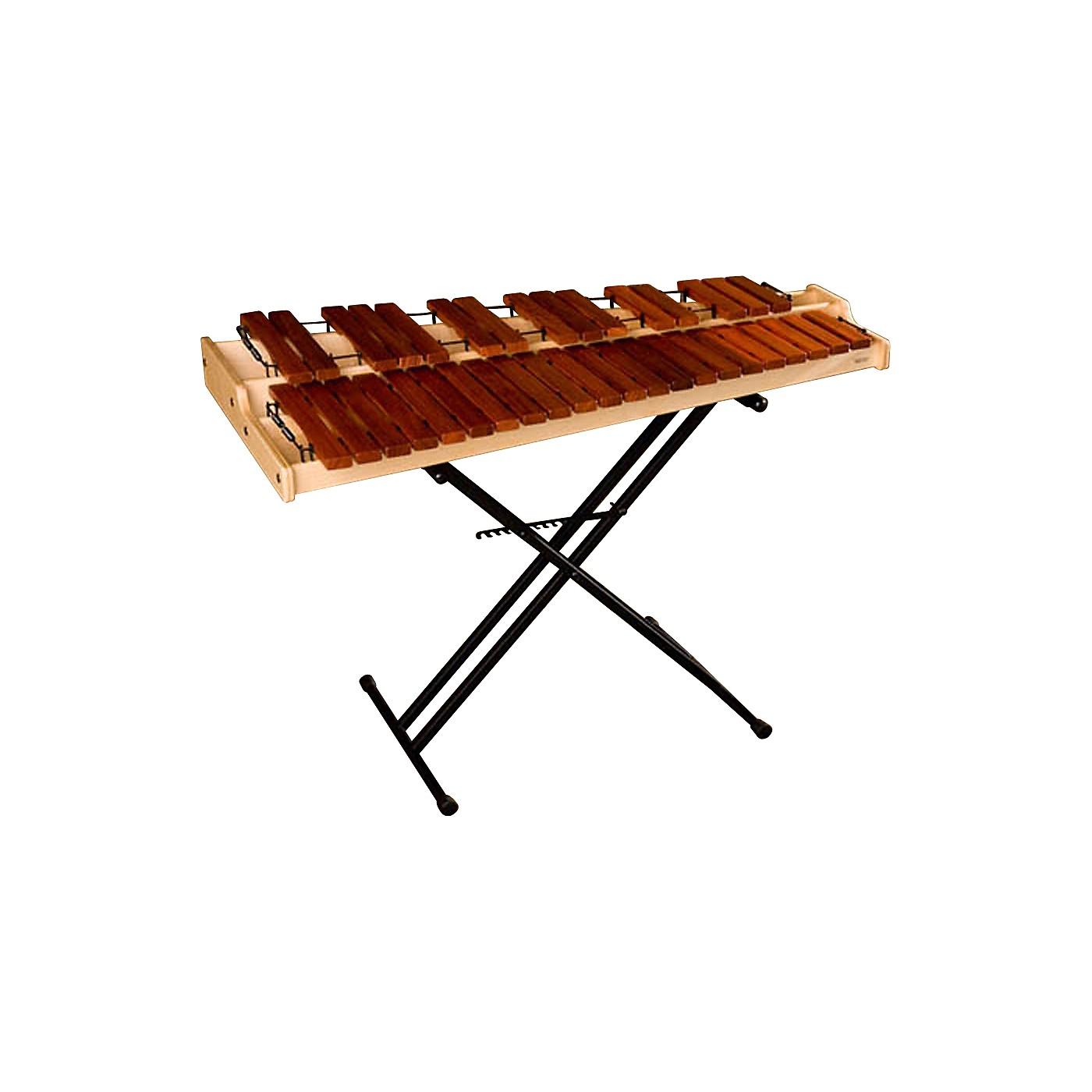 Marimba Warehouse MPM Maxey 3-Octave Practice Marimba with Stand thumbnail