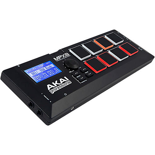 Akai Professional MPX8SD Sample Player thumbnail