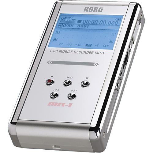 Korg MR-1 Mobile Recorder-thumbnail