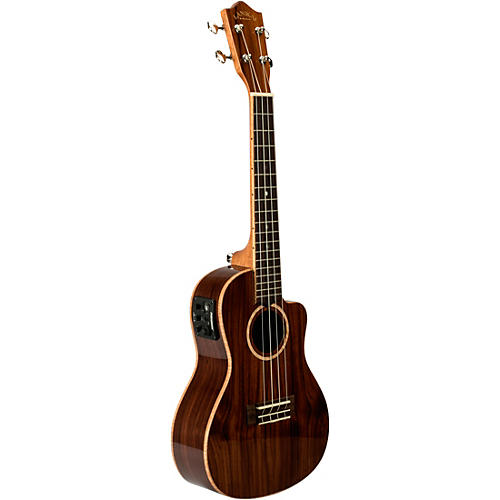 Lanikai MRS-CEC All-Solid Morado Concert with Kula Preamp Acoustic-Electric Ukulele thumbnail
