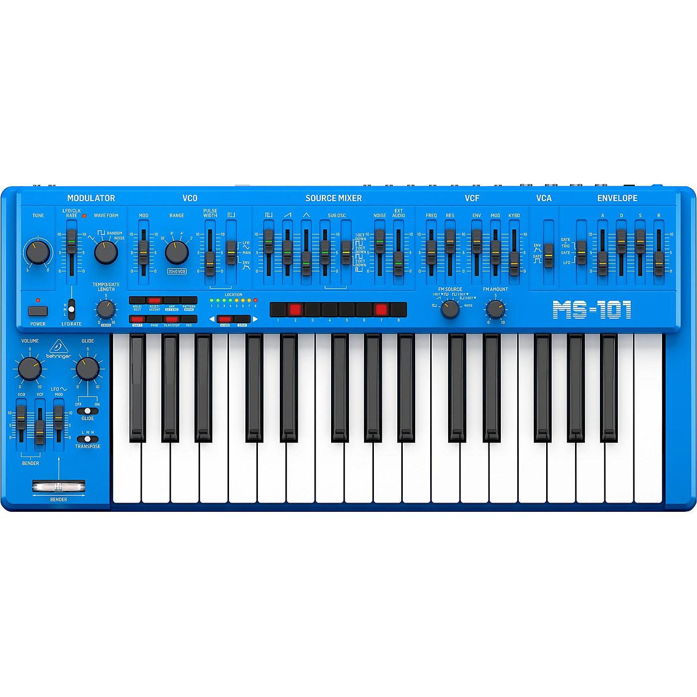 Behringer MS-1 32-Key Analog Synthesizer thumbnail