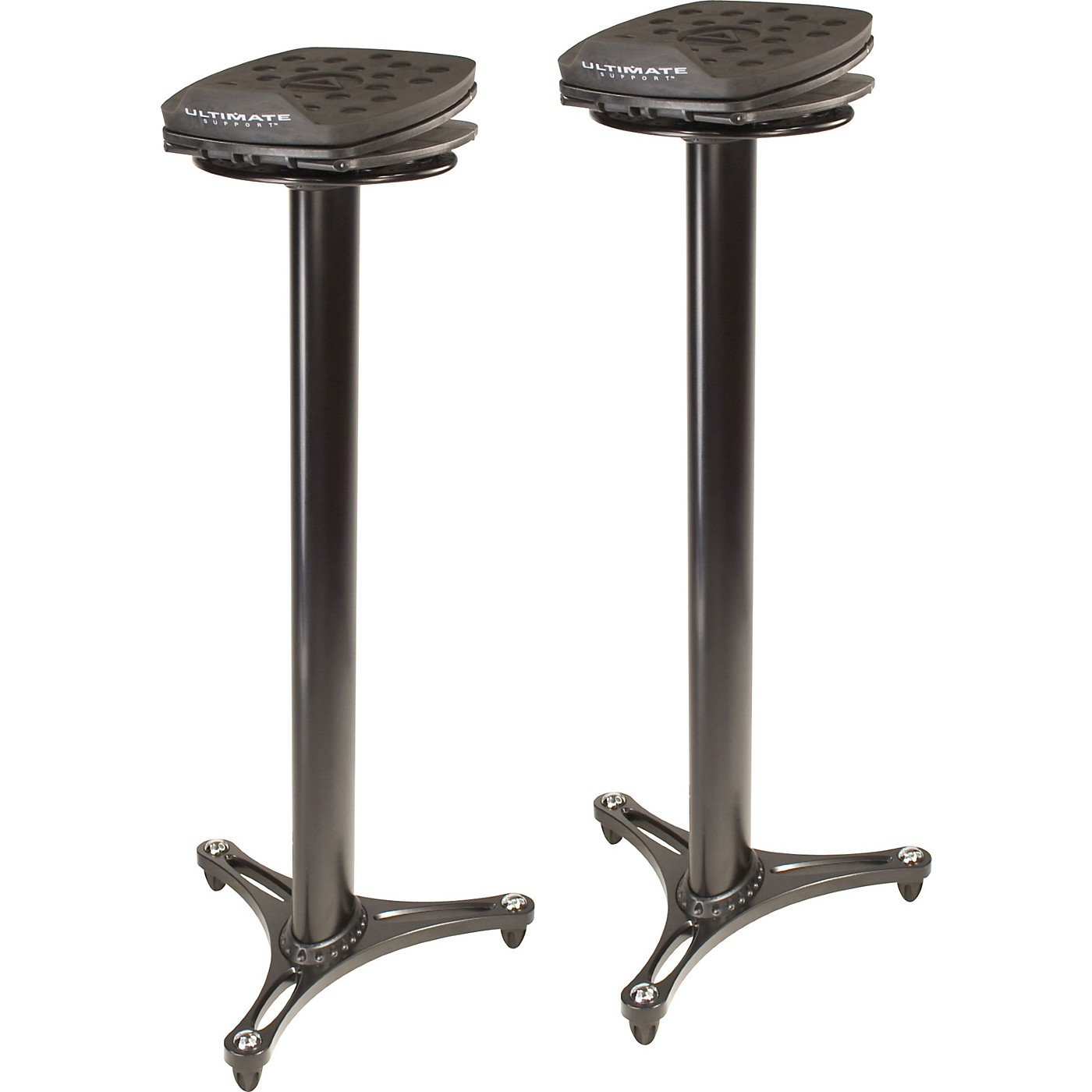 Ultimate Support MS-100 Studio Monitor Stand Pair thumbnail