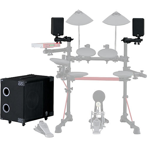 Yamaha MS-100DR Electronic Drum Kit Monitor System thumbnail