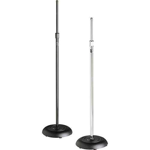 Atlas Sound MS-10C Round Base All-Purpose Mic Stand thumbnail