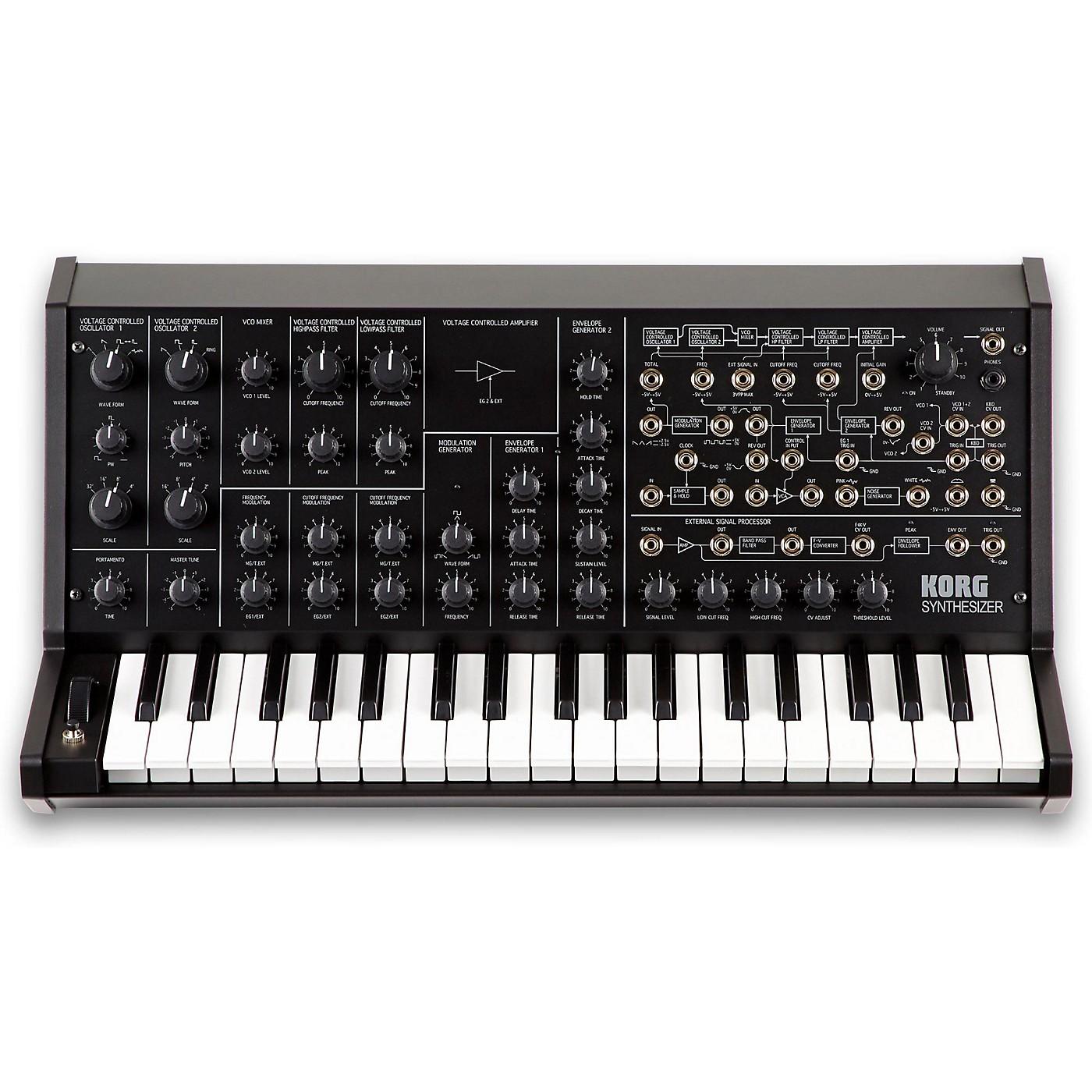 Korg MS-20 Mini Analog Monophonic Synth thumbnail