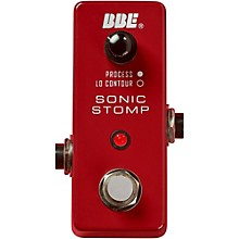 BBE MS-92 Mini Sonic Stomp Pedal