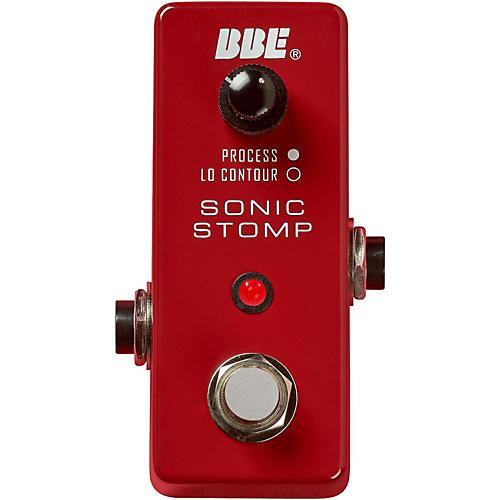 BBE MS-92 Mini Sonic Stomp Pedal thumbnail
