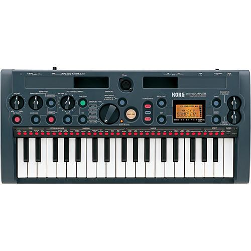 Korg MS1 microSAMPLER Sampling Keyboard thumbnail