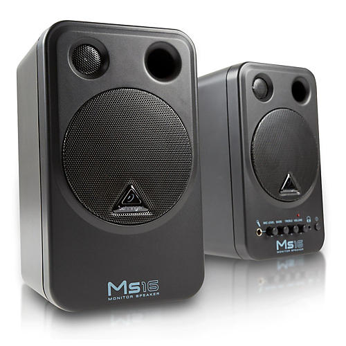 Behringer MS16 Active Personal Monitor System thumbnail