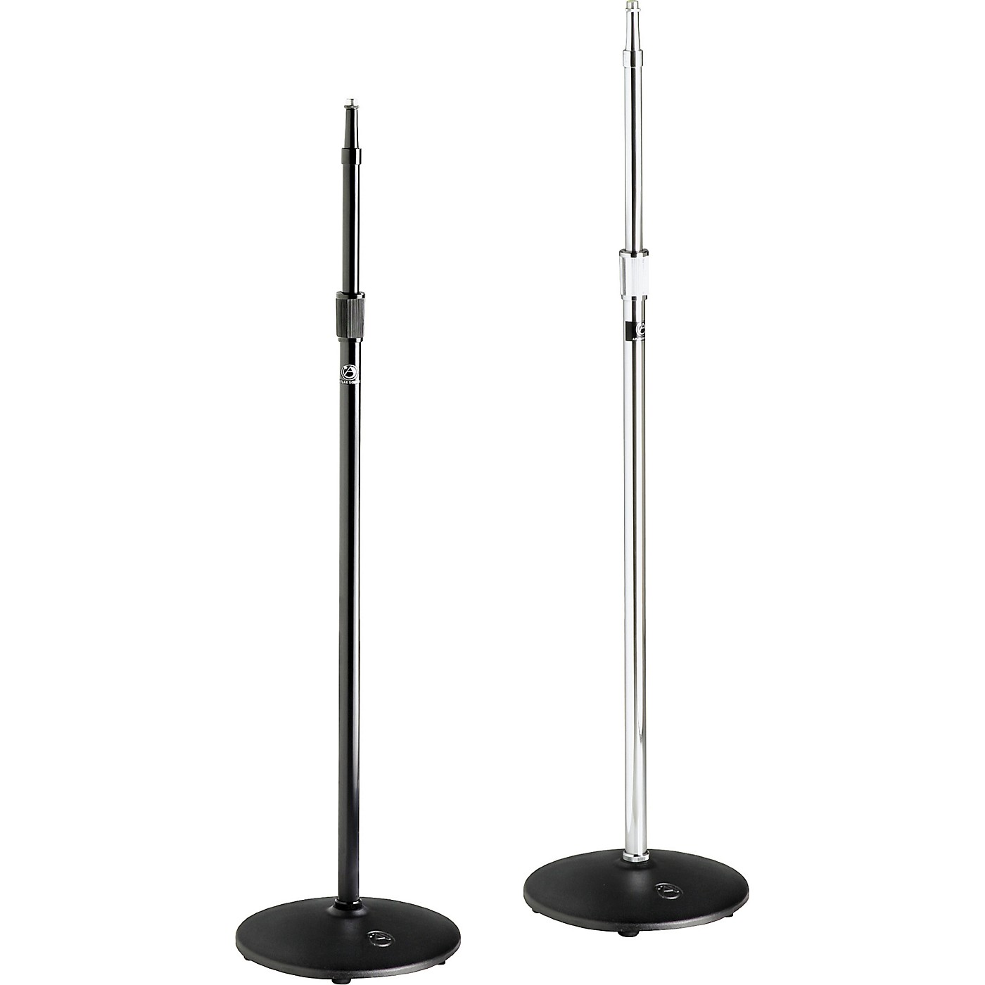 Atlas Sound MS20 Heavy Duty Round Base Mic Stand thumbnail