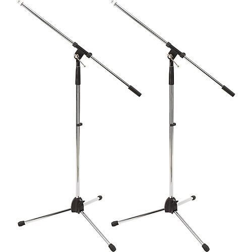 Proline MS220 Tripod Boom Microphone Stand 2-Pack thumbnail