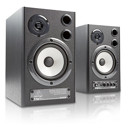 Behringer MS40 Powered Studio Monitor (Pair) thumbnail